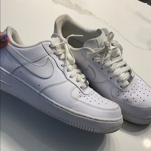 Nike Air Force 1 Size 9 women